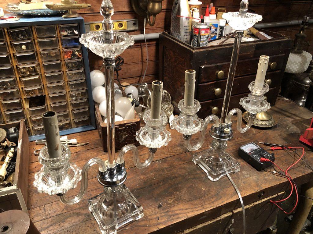 Maine Lamp Repair and Rewire