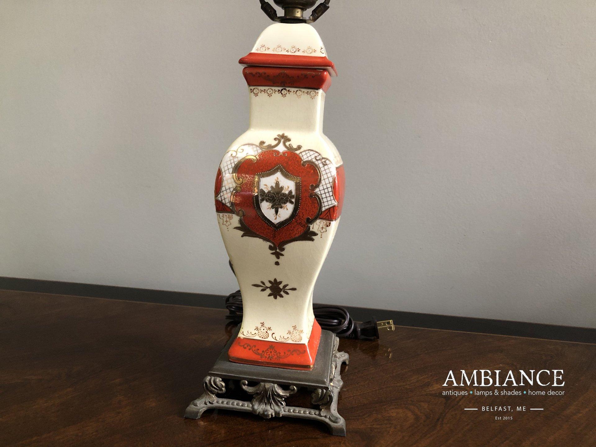 Ginger Jar Vintage Lamp for sale online at AMBIANCE (01)
